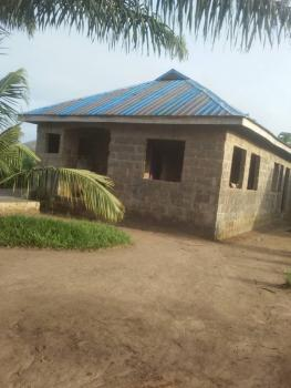 3 Bedroom Bungalow on More Than Half Plot of Land, Lusada, Agbara, Ogun, Detached Bungalow for Sale