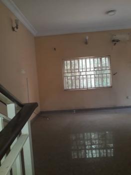 4 Bedroom Terrace Duplex with a Room Bq, Taproot Estate, Jabi, Abuja, Terraced Duplex for Rent