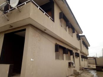 a Newly Renovated Three Bedroom Apartment, No 23, Adebiyi Street, Oke-afa, Ejigbo, Lagos, Flat for Rent