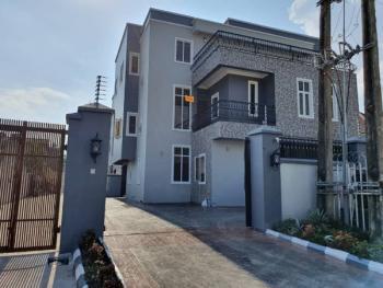 Luxury 4 Bedroom Duplex + Bq with Cctv Cameras, Refridgerator, Oven, Ikeja Gra, Ikeja, Lagos, Semi-detached Duplex for Rent