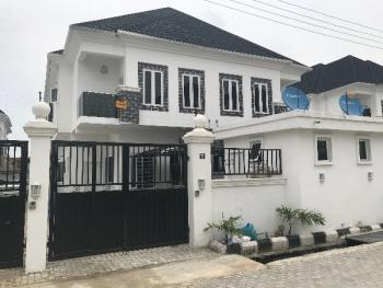 a Lovely Semi Detached Duplex in a Mini Estate, Chevron Alternative Route, Chevy View Estate, Lekki, Lagos, Semi-detached Duplex for Rent