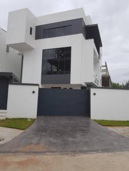 Newly Built 5 Bedroom + Study House, Off 2nd Avenue, Banana Island, Ikoyi, Lagos, Detached Duplex for Sale