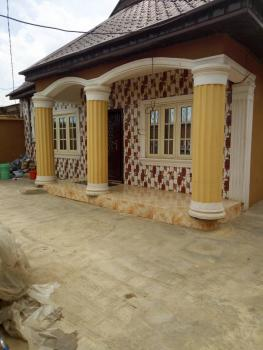 3 Bedroom Flat Bungalow, Shagari Estate, Mosan, Egbeda, Alimosho, Lagos, Detached Bungalow for Sale