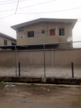 a Strong Block 4 Units of 3 Bedroom Flat, Onike, Yaba, Lagos, Block of Flats for Sale