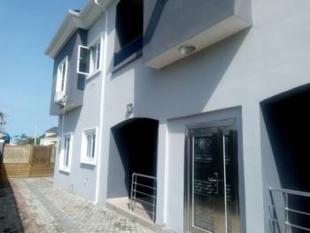 Comfortable 3 Bedroom Flat, Peninsula Garden Estate, Ajah, Lagos, Flat for Rent
