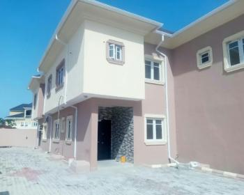 Lovely 3 Bedroom Flat with a Bq, Peninsula Garden Estate, Ajah, Lagos, Flat for Rent