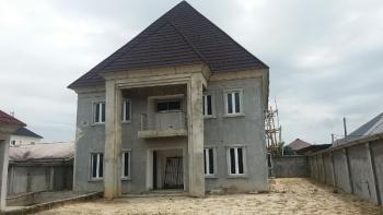 5 Bedroom Fully Detached Carcass with Swimming Pool, Onifade, Sangotedo, Ajah, Lagos, Detached Duplex for Sale