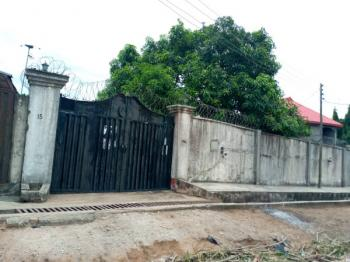 5 Bedroom Bungalow on a Full Plot of Land Fenced Gate Water, Akesan, Igando, Ikotun, Lagos, Detached Bungalow for Sale