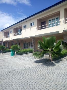 Fully Furnished 3bedroom Terrace Duplex, 1minutes After Abraham Adesanya Before Blenco Supper Market, Lekki Gardens Estate, Ajah, Lagos, Terraced Duplex for Sale