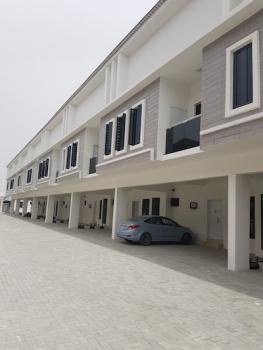 Luxury 3 Bedroom Terraces in a Fully Serviced Estate, Dream World Africana Way, By Chevron Toll Gate, Lafiaji, Lekki, Lagos, Terraced Duplex for Rent