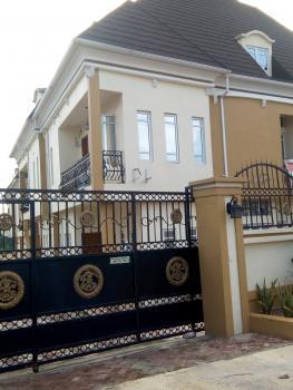 Newly Built 5 Bedroom Semi Detached Duplex,  All Rooms Ensuite, Gra, Magodo, Lagos, Semi-detached Duplex for Sale
