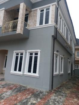 5 Bed Room Fully Detected Duplex with a Room Self  Bq, Chevy View Estate, Lekki, Lagos, Detached Duplex for Rent