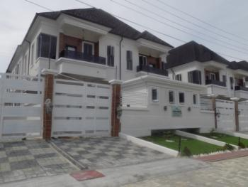 Exquisite Luxury 4 Bedroom Semi Detached Duplex with Bq, Chevy View Estate, Lekki, Lagos, Semi-detached Duplex for Sale