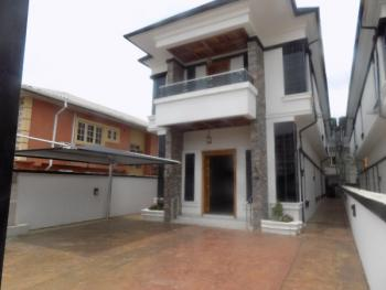 Top Notch Exqusite Luxury Very Spacious 5 Bedroom Fully Detached Duplex with Bq ,solar Panels and Inverter with Carport, Chevy View Estate, Lekki, Lagos, Detached Duplex for Sale