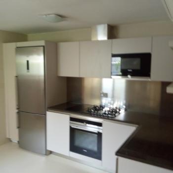 Serviced Duplex, Bourdillon Court, Chevron, Lekki, Lagos, Semi-detached Duplex for Rent