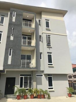 Brand New 18 Units Block of 2 Bedroom Flats, Onike, Yaba, Lagos, Block of Flats for Sale