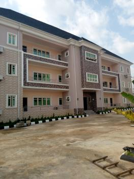 Luxury Serviced 3 Bedrooms Flat with a Room Bq, Off Ademola Adetokunbo, Wuse 2, Abuja, Flat for Rent