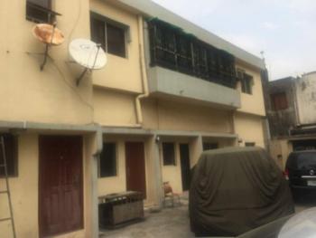 a Block of Flat 4 Bedroom Flat Upstairs and 4 Bedroom Flat Downstairs on 1,042.951sqm., Agidingbi, Ikeja, Lagos, Block of Flats for Sale