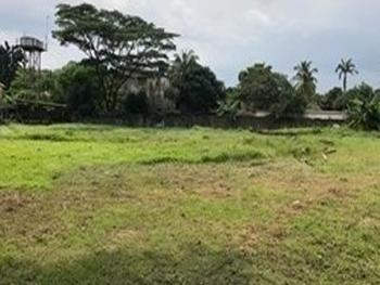 an Empty Plots Measuring 4200sqm, Alaka, Surulere, Lagos, Commercial Land for Sale