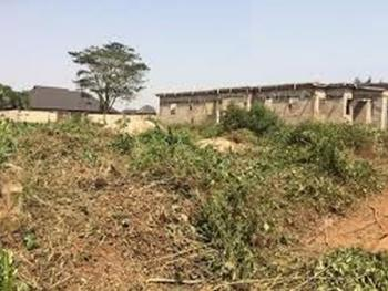 1460sqm Land Fenced with an Uncompleted 5 Bedroom Detached House., Ologolo, Lekki, Lagos, Residential Land for Sale