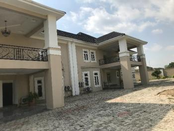 Very Nice 5 Bedrooms Duplex with 2 Bedrooms Bq 2 Units in a Compound, Asokoro District, Abuja, Semi-detached Duplex for Rent