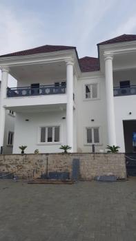 New 5 Bedrooms Semi Detached Duplex with Bq, Asokoro District, Abuja, Semi-detached Duplex for Rent
