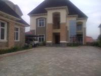 Brand New Tastefully Finished Luxury 6 Bedrooms Duplex with 1 Bedroom Guest Chalet, 2 Rooms Bq and Swimming Pool, Off Ibb Bouleverd, Maitama District, Abuja, Detached Duplex for Sale