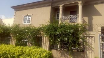 Tastefully Serviced 4bedroom Fully Detached Duplex with 2 Bedrm Guest Chalet, Ac,gen, Good for Office/ Residence in an Estate, Maitama, Maitama District, Abuja, House for Rent