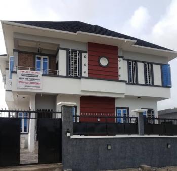 Luxury 5 Bedroom Duplex + a Room Bq with Exquisite Finishing, Jude Nwoye, Thomas Estate, Ajah, Lagos, Detached Duplex for Sale