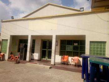 Commercial Bungalow, By Bolade Oshodi Lagos, Mafoluku, Oshodi, Lagos, Restaurant / Bar for Rent