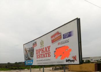 Plots of Land, Directly on Lekki Epe- Expressway, Sangotedo, Ajah, Lagos, Land for Sale