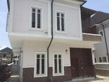 Serviced 24/7 Electricity Fully Detached 4 Bedroom Duplex with Bq, After 2nd Toll Gate at Chevron, Before Mega Chicken, Opposite Lekki County Homes, Lekki, Lagos, Detached Duplex for Sale