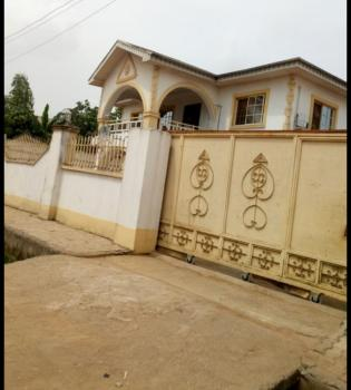 Newly Built Block of 4 Flat on 1 & Half Plot Having C of O with No Extra Cost of Renovation, Ayobo, Lagos, Block of Flats for Sale
