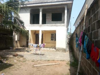 4 Nos of 2 Bedroom Flat on a Half Plot of Land Fenced Gate Water, Afolabi, Igando, Ikotun, Lagos, Block of Flats for Sale
