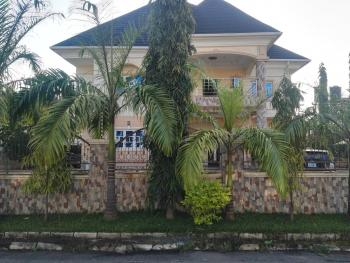 Executive 6 Bedroom, Inside Villa Nova Estate,, Apo, Abuja, Detached Duplex for Sale