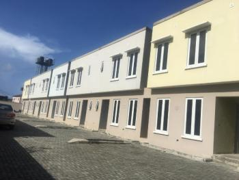 Newly Built 7unit of 3bedroom Terrace Duplex with a Bq, Peace Ville Estate, Ado, Ajah, Lagos, Terraced Duplex for Sale