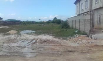 Corner Piece Half Plot of Land, Valley View Estate, Oluodo, Ebute, Ikorodu, Lagos, Residential Land for Sale