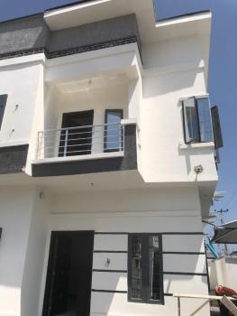 Compact 4 Bedroom Semi Detached Duplex with Bq ( Self Serviced), 2nd Toll Gate, Lekki Phase 2, Lekki, Lagos, Semi-detached Duplex for Rent