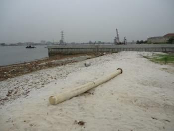 1190sqm Waterfront Land at Zone J, Banana Island, Off 3rd Avenue, Banana Island, Ikoyi, Lagos, Residential Land for Sale