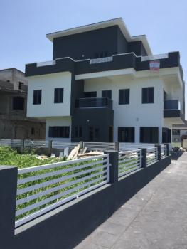 Very Luxury and Fantastic Finished 5 Bedroom Fully Detached Duplex with Bq, Osapa, Lekki, Lagos, Detached Duplex for Sale