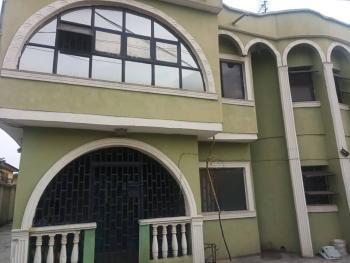 Block of 4 Flats, Near Pencilima, Agege, Lagos, Block of Flats for Sale