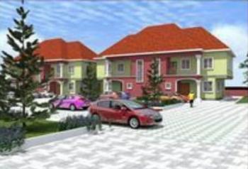 an Off Plan 3 Bedroom Semi-detached Duplex with Bq, Lugbe District, Abuja, Semi-detached Duplex for Sale