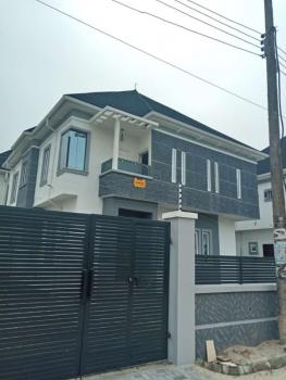 Newly Built Super 4 Bedroom Detached Duplex with Bq, Chevron Drive, Lekki, Lagos, Detached Duplex for Sale