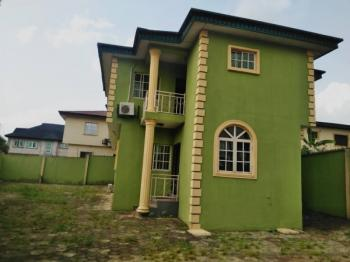 a Well Maintained 5 Bedroom Fully Detached Duplex with Bq on About 500sqm Land., Gra, Magodo, Lagos, Detached Duplex for Sale