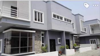 Executive 4 Bedroom Semi Detached Duplex with a Room Bq, Before Chevron, Idado, Lekki, Lagos, Semi-detached Duplex for Sale