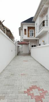 Luxury 5 Bedroom Fully Detached Duplex with a Room Bq., Orchid Hotel Road, Lafiaji, Lekki, Lagos, House for Rent