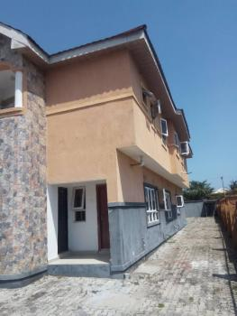 Newly Built 4 Bedroom Duplex with Bq and Laundry Room, Mobil Road, Ilaje, Ajah, Lagos, Flat for Rent