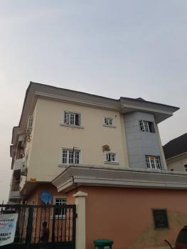 Well Maintain 3 Bedroom Flat, Canal West Estate, Osapa, Lekki, Lagos, Flat for Sale