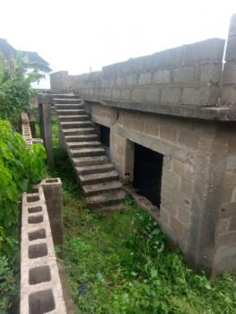 Uncompleted 2 Units of 3 Bedroom Flat, Igem Church, Airport Estate, Alakia, Ibadan, Oyo, Block of Flats for Sale