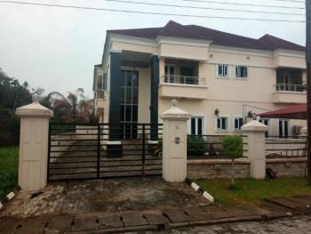 4 Bedroom Semi Detached Duplex with Bq, Crown Estate, Ajah, Lagos, Semi-detached Duplex for Sale